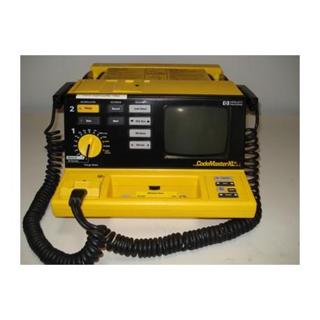 HP Codemaster Defibrillator with SPO